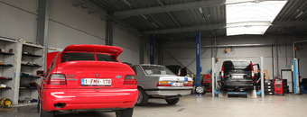Garage Joseph Wim - Tweedehands wagens